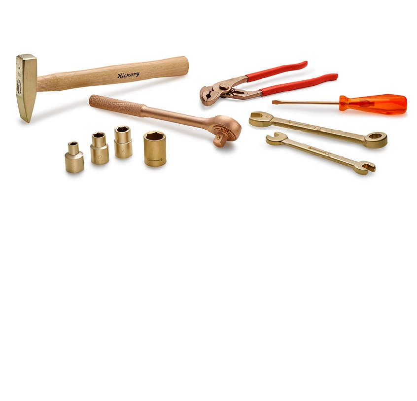NON-SPARKING TOOLS